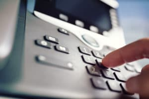 Small business phone system.
