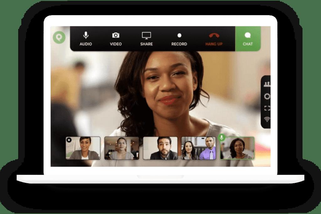 Video conferencing service.