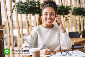 Work from anywhere with Phone.com.